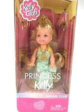 Barbie Kelly Princess Kelly Dream Club NEW IN BOX!