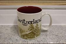 ▓#▓ Starbucks City Mug Icon SWITZERLAND * VERSION 2 * NEW with SKU  ▓#▓