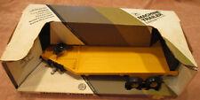 Ertl # 594 John Deere Machine Trailer mint in box 1990 1/16 scale 16 inches long