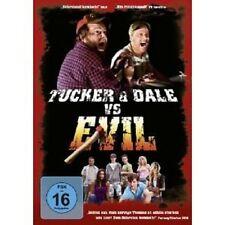 TUCKER & DALE VS. EVIL DVD MIT TYLER LABINE NEU