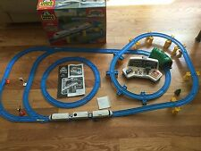 Vintage TOMY Tomica World Road & Rail System R/C Train Set #7436 RARE