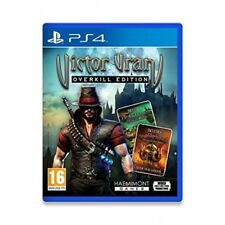 Ps4 Victor Vran - Overkill Edition and Factory