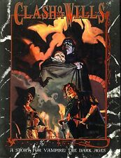 VAMPIRE DARK AGES CLASH OF WILLS