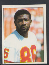 Topps 1981 American Football Sticker No 90 - J.T.Smith - Chiefs (T436)