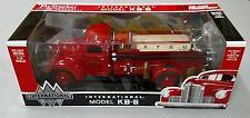 Toy Trucker & Contractor 1/16 IH Model KB-5 Fire Truck, Die-cast Promotions