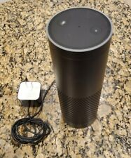 Amazon Echo - 1st Generation - Smart Assistant Home Music Speaker With Alexa