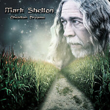 CD Mark Shelton Obsidian Dreams Epic Métal Manilla Road Homme de paille