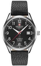 Swiss Military Hanowa Helvetus 05-4287.04.007 Herren  Automatic Uhr Saphirglas