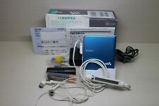 【EXCELLENT】SONY MD WALKMAN MZ-E630 Blue