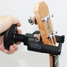 Guitar Wall Mount Hanger Hook Bracket /Display Stand Electric Acoustic Bass 1pcs