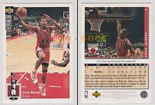 NBA UPPER DECK 1994 COLLECTOR'S CHOICE - Corie Blount # 29 - Ita/Eng- MINT