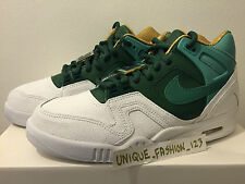 NIKE AIR TECH CHALLENGE 2 WIMBLEDON US 9.5 8.5 43 OPEN SP AGASSI ATC 621358-133