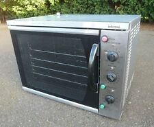New Commercial Electric Turbo Fan Convection Oven 108ltr Blue Seal + Burco Style