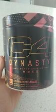 C4 Dynasty Strawberry Lemonade                The Most Potent Pre-Workout!