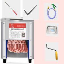150kg/h Full stainless steel Meat Slicer Vegetable cutting machine 220V