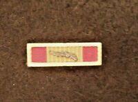 Vietnam War Republic of Vietnam Gallantry Cross Medal Ribbon Bar Slide Type VG+
