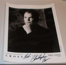 Christopher Cross Hand Signed Photo