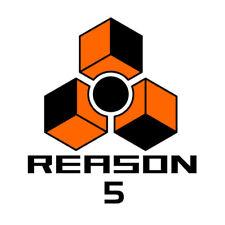 PROPELLERHEAD REASON 5 Music Creation Software Full Version DVD for Windows