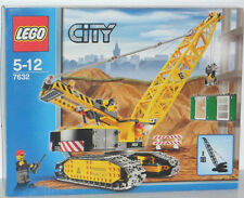 Lego 7632 City Crawler Crane
