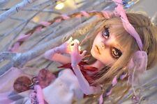Girly Ooak Monster High Doll Repaint Draculaura Custom Handmade Clothes Reroot