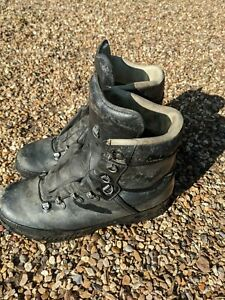 HANWAG MILITARY SPECIAL FORCES LX GORE-TEX COMBAT BOOTS SIZE 9 UK - Used