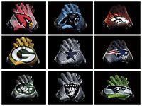 Full 32 NFL Football Team Gloves Flags Banner Poster 3x5 ft Flag High Quality