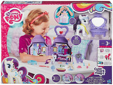Mi Pequeño Pony b1372 – Cutie Marca Magic Rareza booktique Playset-Hasbro
