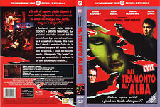 Dal tramonto all'alba (1995)  2 DVD EDIZIONE SPECIALE