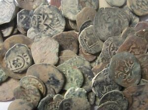 1600's Spanish Shipwreck Coins/Cobs