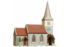 PAYS église - SuperQuick B29 - OO Building Kit carte