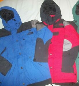 RARE The North Face Goose Down Extreme Jacket Steep Tech Parka Durable Ski Coat