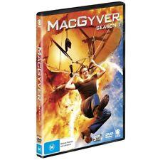 MacGyver Season 1 (Dvd, 2016, 5-Disc) Pal Region 4 (Lucas Till) Brand New/Sealed