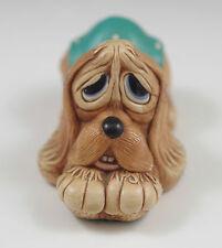 Vintage Pendelfin England, Pooch -Dog, Puppy Whimsical Figurine