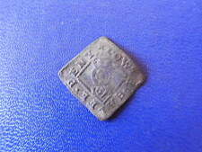 More details for token: lincolnshire, louth town 1671 halfpenny d.181 crowned rose