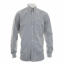 Lacoste Men's Fitted Striped Casual Shirts & Tops