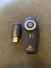 Targus PAUM30U Notebook Wireless Presenter PAUM30U USB Stick Black