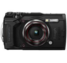 Olympus Tough Tg-6 Tg6 Waterproof Digital Camera Black