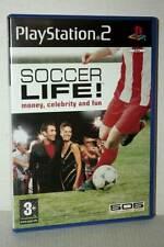 SOCCER LIFE ! MONEY, CELEBRITY AND FUN USATO PS2 VERSIONE ITALIANA RS2 47991