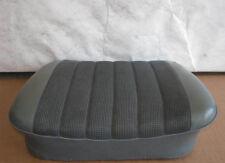 MERCEDES BENZ W110 Heckflosse Sitzfläche Unterteil für Sitz vorne R/L türkis 1/2