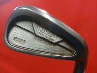 ADAMS Idea Pro Black CB1 6 Iron RH Project X Rifle Flighted 6.0 Graphite Shaft