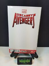 Uncanny Avengers #1 Blank Variant NM Hawkeye Marvel Comics Get Yours for Con!
