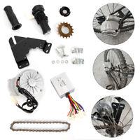 450W Electric Conversion 24V/36V General Bike Left Chain Drive Custom Motor Kit