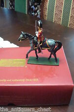 48013 -W. Britain  Royal Scots Dragoon Guards Mounted Officer, NIB