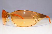 CHRISTIAN DIOR Womens Vintage Sunglasses Gold Shield DIOR CHAMPRIO 42T 25382