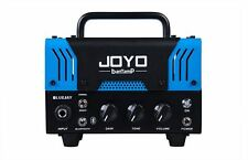 Joyo Bluejay bantamp Amplificateur de Guitare Tête 20 W Tube 2 Channel Bluetooth NOUVEAU!