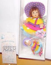 "HELEN KISH "" TOY ELLERY  ""  ~NEW IN BOX ~ W/ MINI BABY"
