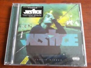 Justin Bieber - Justice (CD, 2021, EMI) NEW AND SEALED