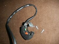NEW RUN STOP on off flip KILL SWITCH 1973-2008 HONDA CR125 CR125R CR 125 100