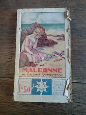 Maldonne / Jacques Grandchamps collection Stella n° 176 Petit écho de la mode