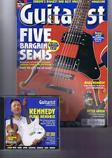 NIGEL KENNEDY / PETER GREEN	Guitarist + CD	 	 	September	1999
